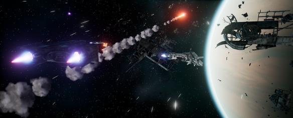 《太空谍影》游戏截图