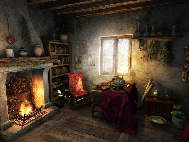 《诺查丹玛斯:最后的预言》游戏截图