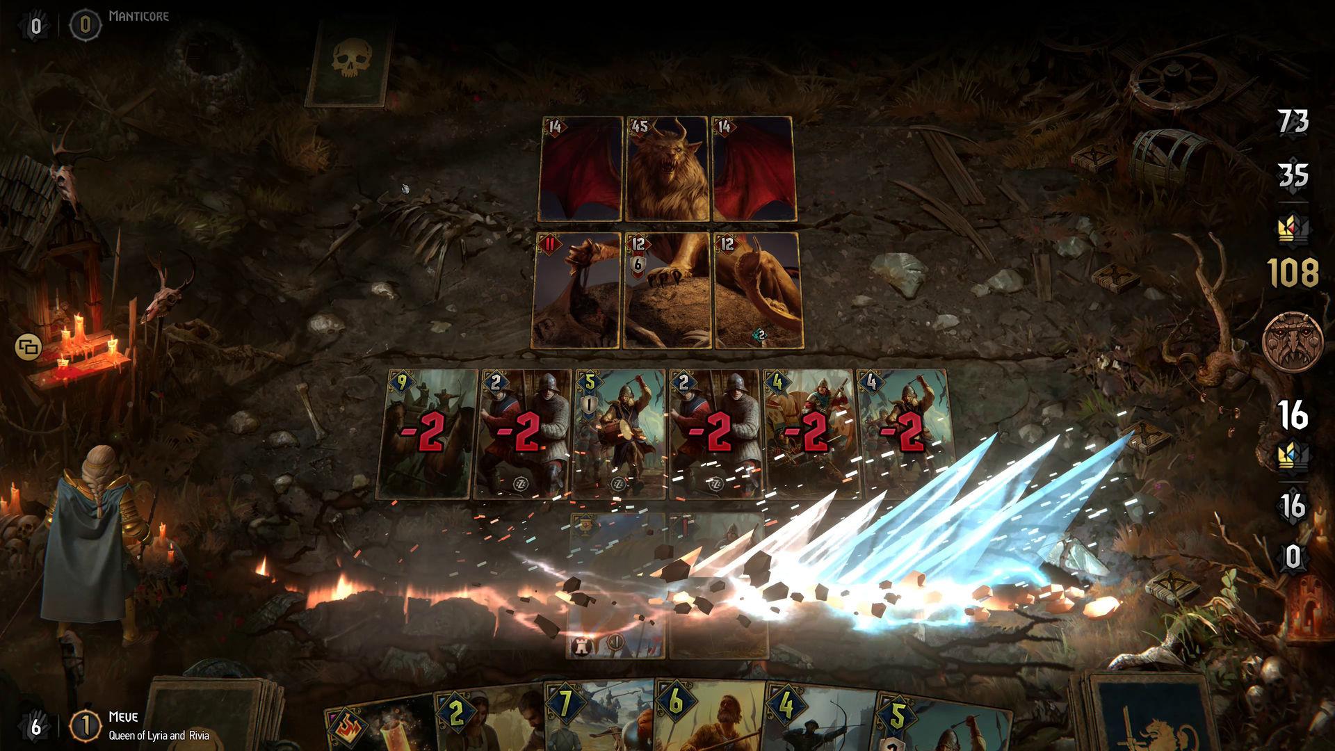 巫师之昆特牌:王权的陨落/Thronebreaker: The Witcher Tales插图