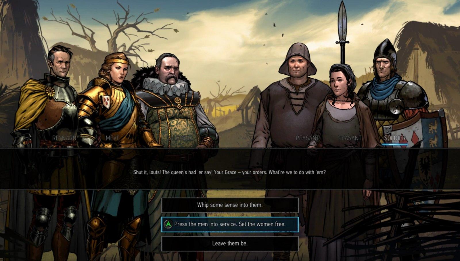 巫师之昆特牌:王权的陨落/Thronebreaker: The Witcher Tales插图3
