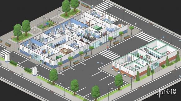 《医院计划》游戏截图