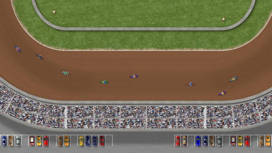 《终极赛车2D》游戏截图