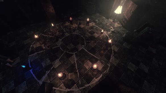 《第九道门》游戏截图