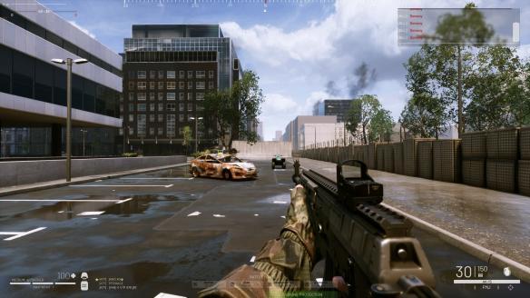 《第三次世界大战》游戏截图-2