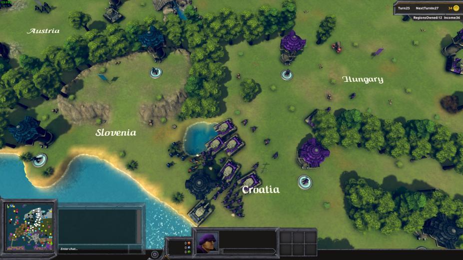 《世界之王》游戏截图