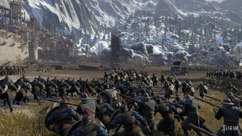 《征服者之刃》游戏截图(1)
