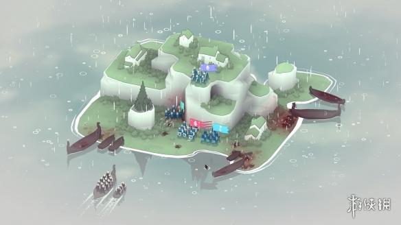 《严峻北境》游戏截图