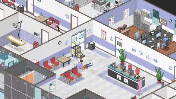 《医院计划》中文截图