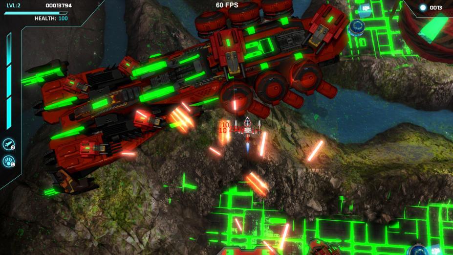 《技艺飞船:第一章》游戏截图