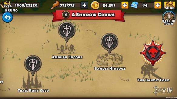 《城堡守卫者》游戏截图