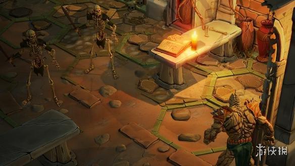 《幽港迷城》游戏截图