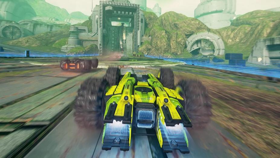 《戰斗四驅車》游戲截圖