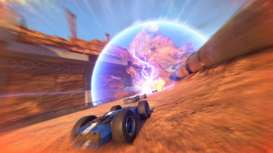 《战斗四驱车》游戏截图