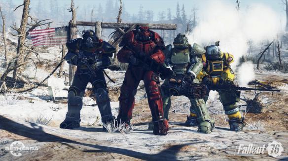 B社:《辐射76》回归Steam添加MOD更方便 合作利益不容忽视
