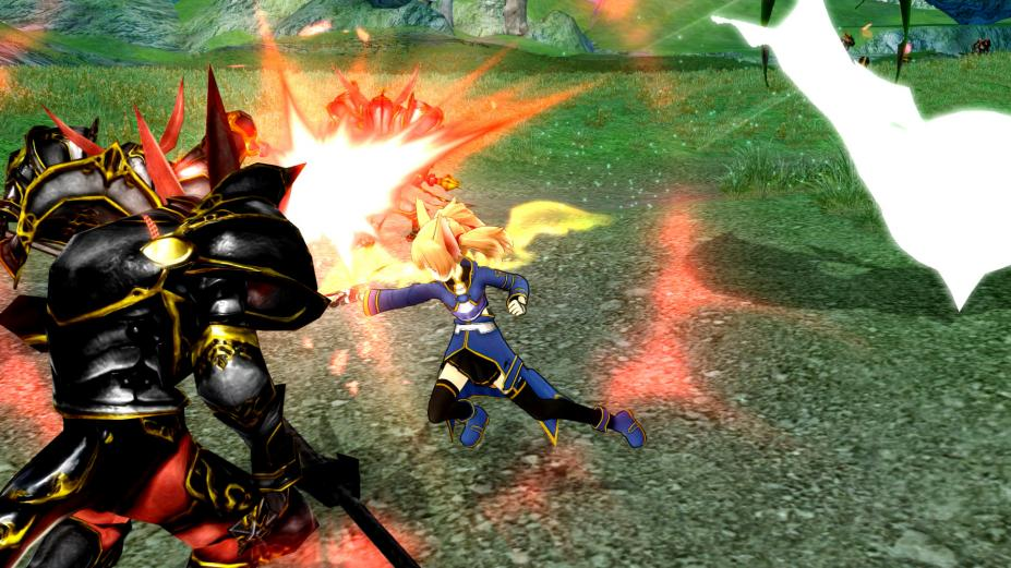 《刀剑神域:失落之歌》游戏截图2
