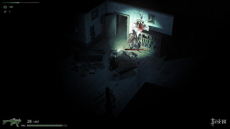 《地狱猎人》游戏截图