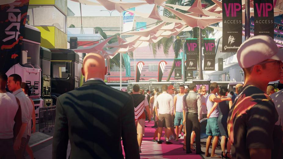 《杀手2》游戏截图