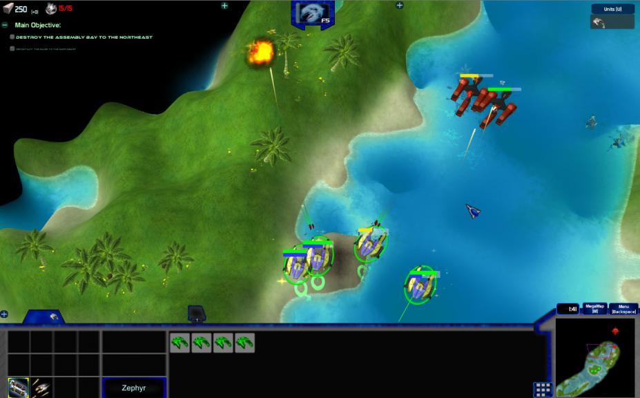 《BattleMore》游戏截图