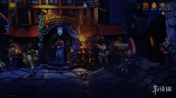 《可怕的东方野兽》游戏截图