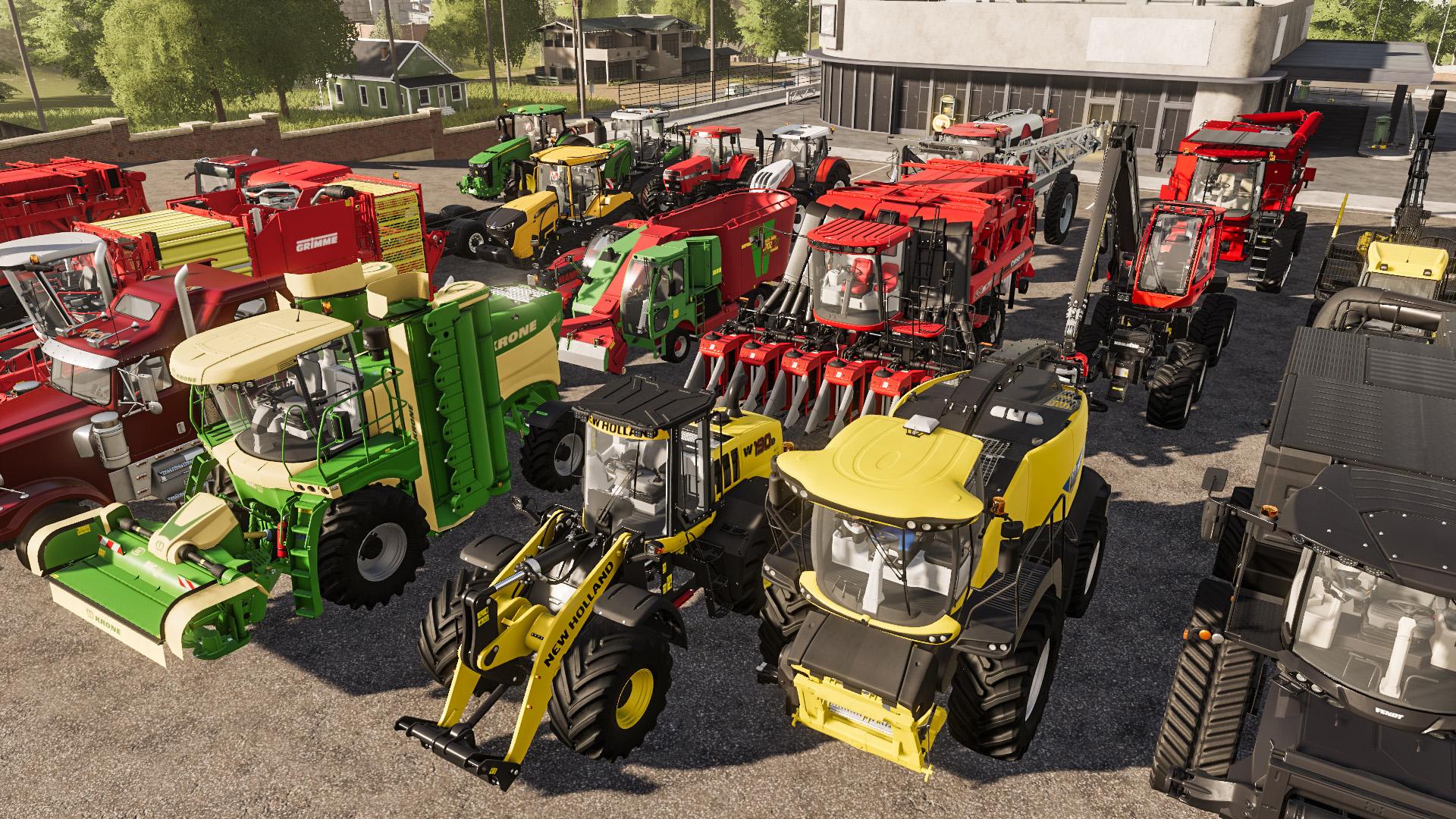 模拟农场19/Farming Simulator 19
