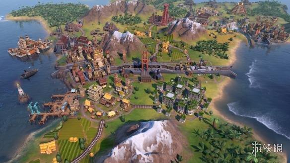 《文明6:风云变幻》游戏截图