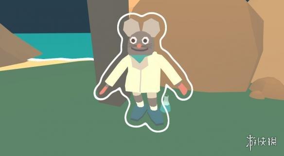 《闹鬼小岛:青蛙侦探》游戏截图4