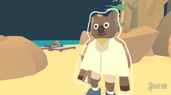 《闹鬼小岛:青蛙侦探》游戏截图5