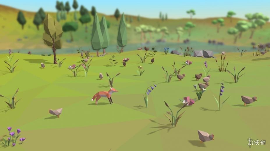 《Equilinox》游戏截图