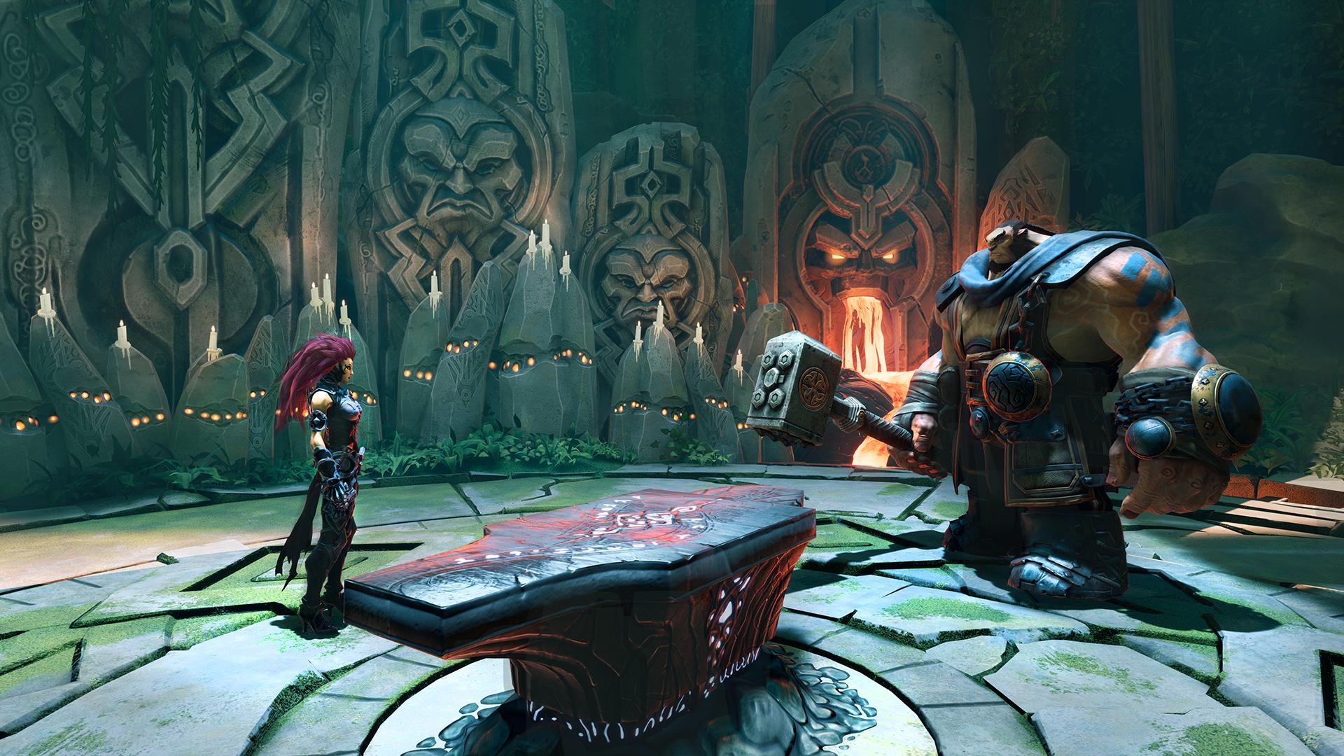 暗黑血统2:死亡终极版/暗黑血统2终极版 集成终极版2号升级档/Darksiders 2