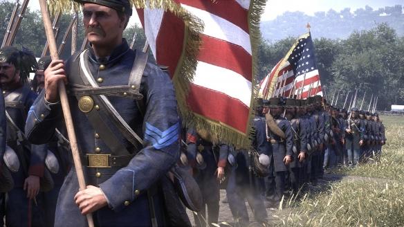 《民权战争》游戏截图-2