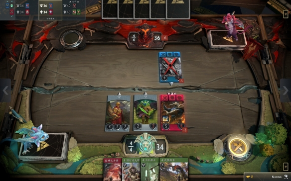《石器牌》游戏截图-3
