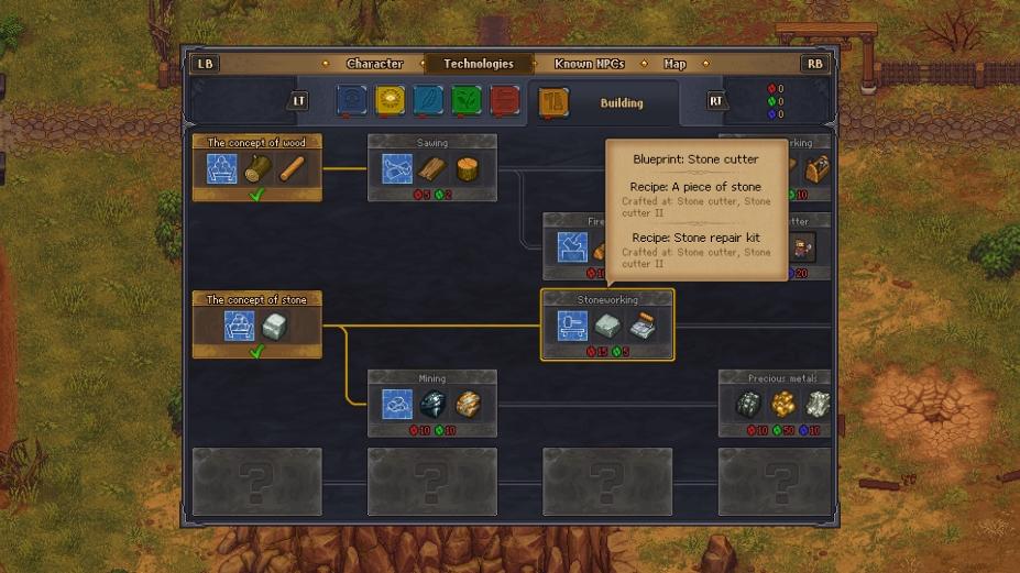 《守墓人》游戏截图-4