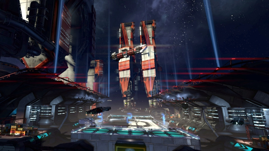 《X4:基石》游戏截图