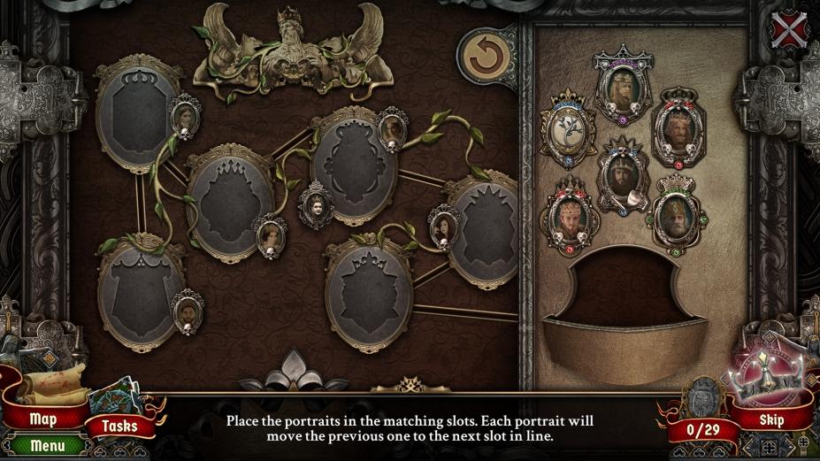 《造王者:王的崛起》游戏截图