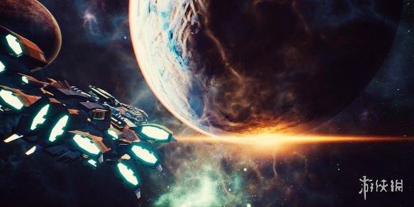 《红视:太空突击》游戏截图