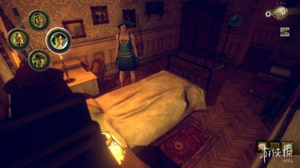 《疯狂诡宅:母亲拥抱》游戏截图