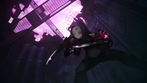 《噬神者3》游戏截图-2