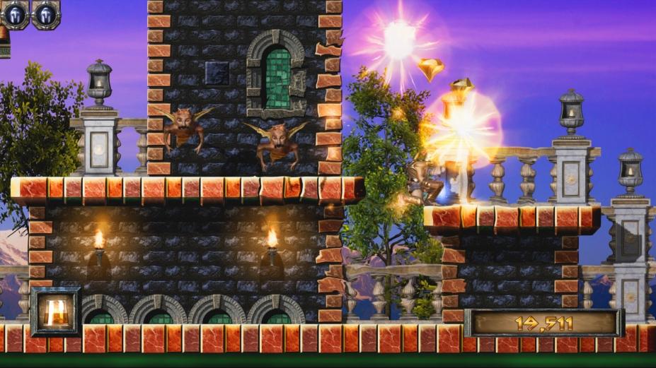 《GODS重制版》游戏截图