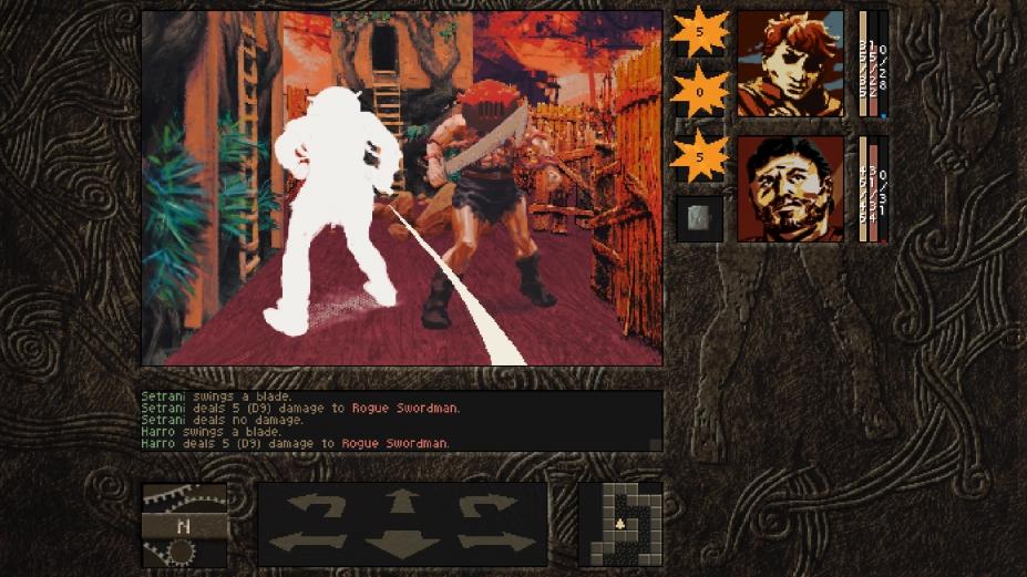《永恒之沙:踪迹》游戏截图