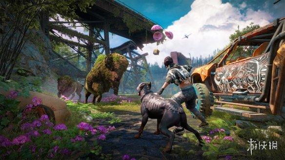 《孤岛惊魂:新黎明》游戏截图