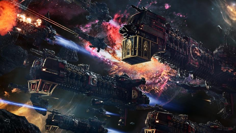 《哥特舰队:阿玛达2》游戏截图3