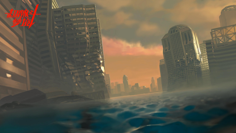 《超激斗梦境》场景壁纸