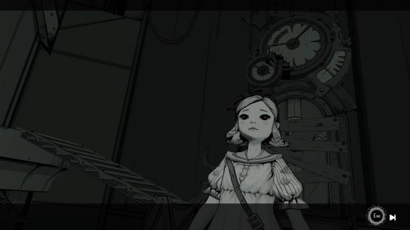 《彩虹坠入》游戏截图-2