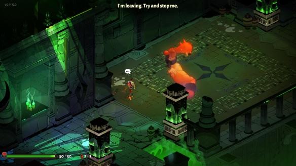 《哈迪斯:杀出地狱》游戏截图