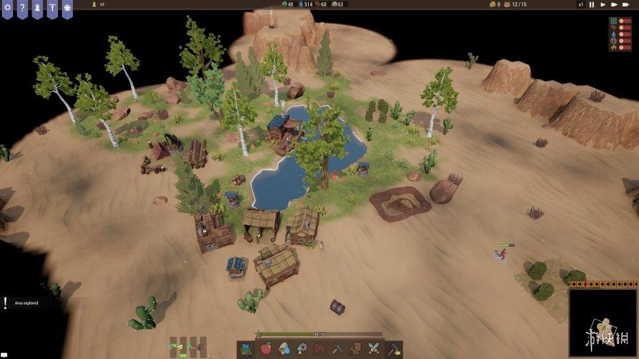 《祖先》游戏截图