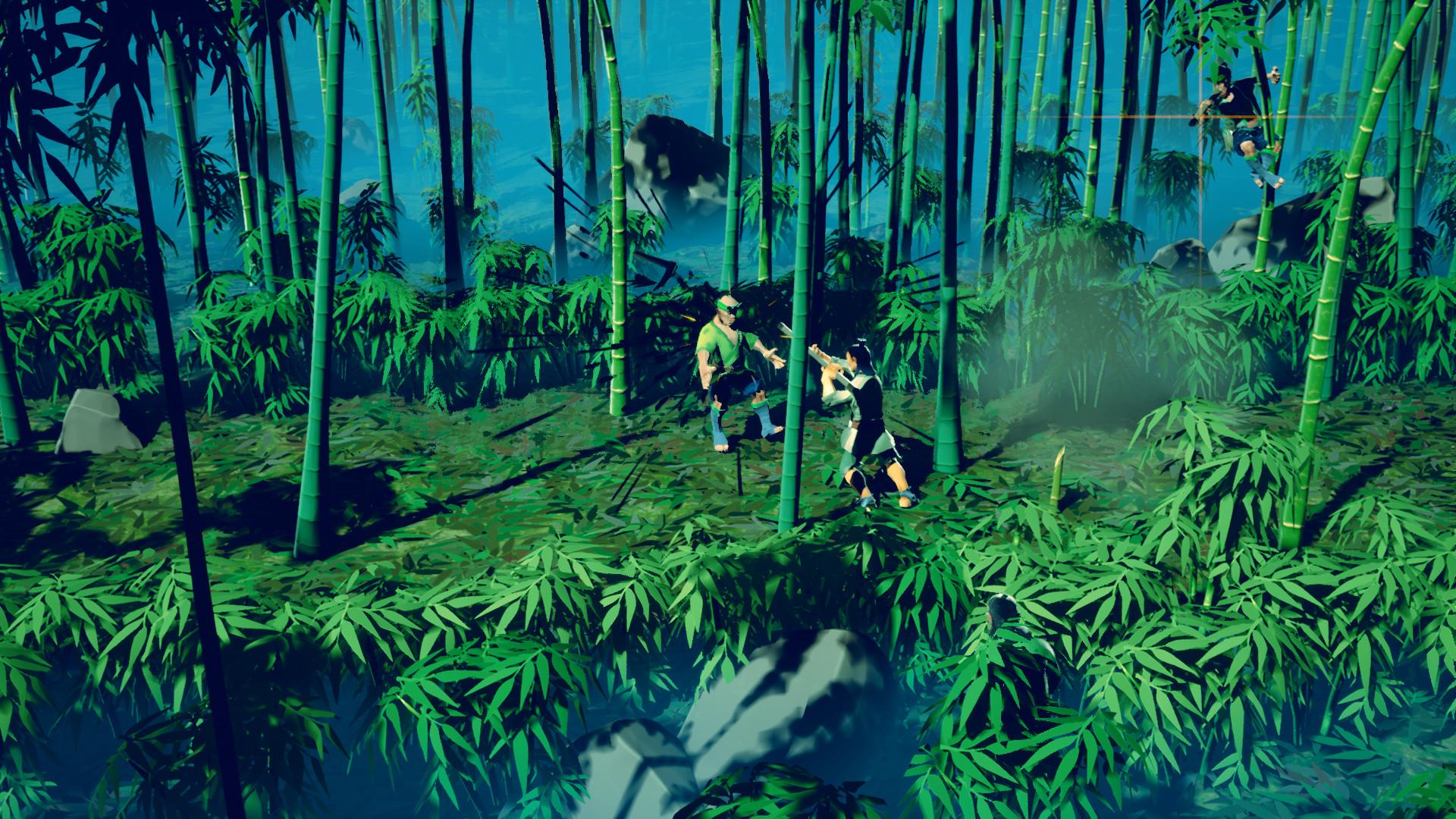 少林九武猴.新版v1.2/ Monkeys of Shaolin插图6