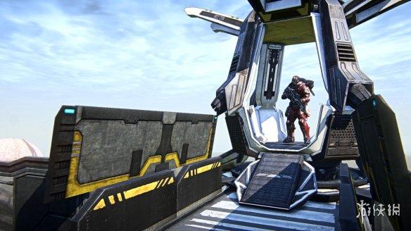 《行星边际:竞技场》游戏截图