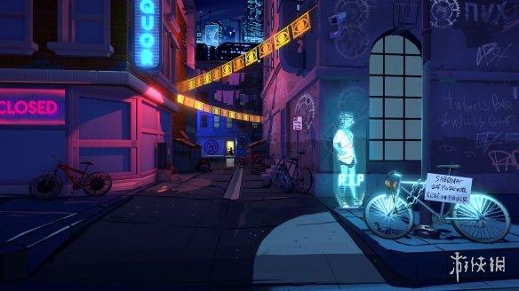 《未来出租车》游戏截图