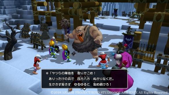 《勇者斗恶龙:建造者2》游戏截图-2