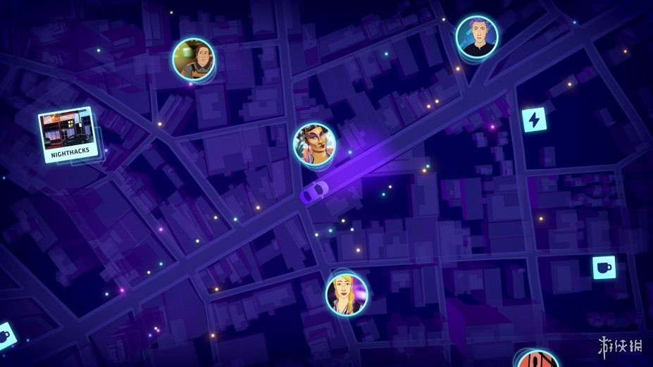 《未來出租車》游戲截圖